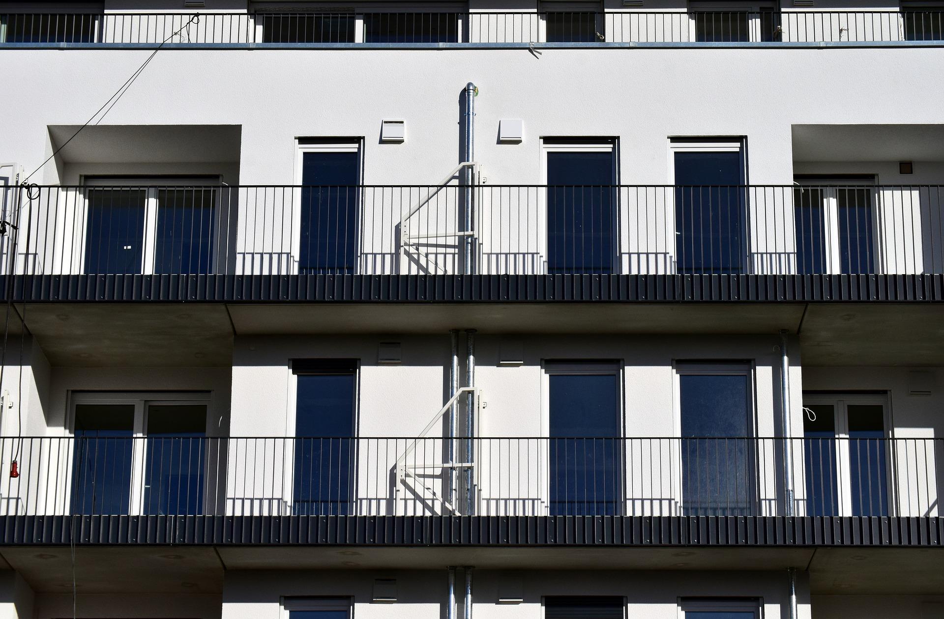neue Fenster Mehrfamilienhaus Dortmund